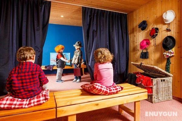 Kapalı Çocuk Oyun Alanı